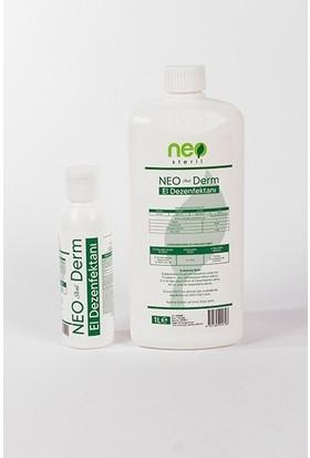 Neo Steril Derm El Dezenfektanı 2'li Paket 1LT + 100mL