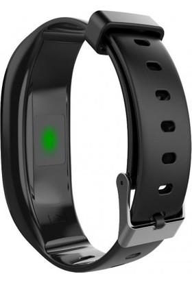 Lenovo HX10 Adımsayar Suya Dayanıklı Siyah Akıllı Saat