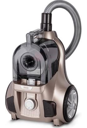 Fakir Ranger Electronic Toz Torbasız Elektrikli Süpürge Mat Kum