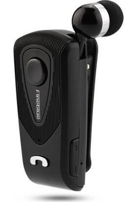 Fineblue F930 Makaralı Siyah Bluetooth Kulaklık