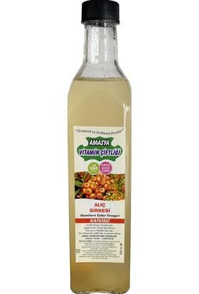 Amasya Vitamin Çiftliği Alıç Sirkesi 500 ml