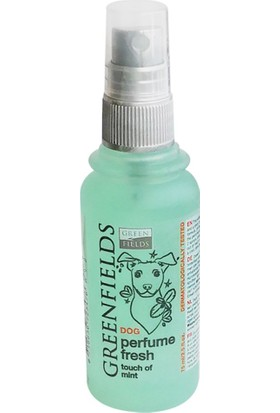 Green Fields Fresh Nane Kokulu Köpek Parfümü 75 ml