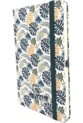Gıpta 4316 Fresh Notebook Sert Kapak 120 Yaprak Çizgili 13 x 21 cm