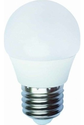 Global K2 5W Mini Top LED Ampul E27 Beyaz Işık