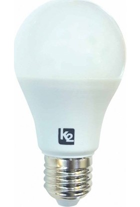 Global K2 10W LED Ampul E27 Gün Işığı