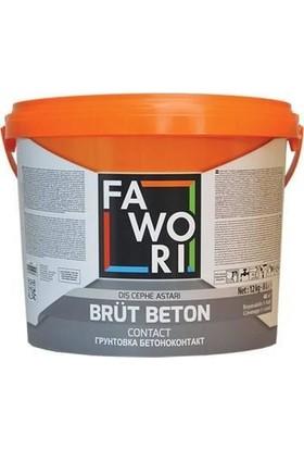 Fawori Brüt Beton Astarı 12 kg
