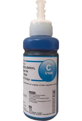 Endlessprint Canon PGI-1400XL C/ PGI-2400XL C/ 100 ml Mavi Muadil Mürekkep