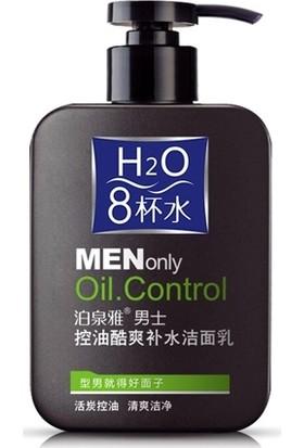 Bioaqua Men Only H2O Yağ Dengeleyici Yüz Yıkama Jeli 168 gr