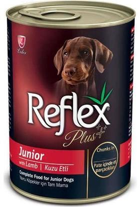 Reflex Plus Gravy Junior Kuzulu Parça Etli Yavru Köpek Konservesi 400 gr