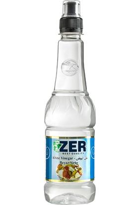 Zer Beyaz Sirke 500 ml Pet Şişe