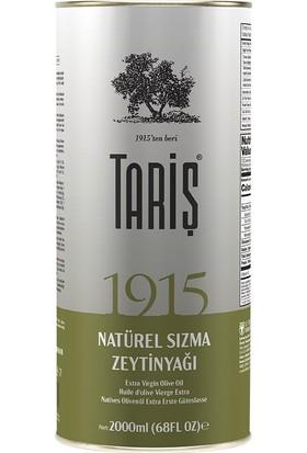 Tariş 1915 Sızma Zeytinyağı 2 Lt x 2 Adet
