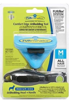 Furminator Furflex Dogdesheddıng Combo M