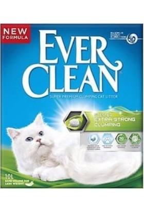 Ever Clean E x tra Strength Topaklaşan Kokulu Kedi Kumu 6lt x 2 Adet
