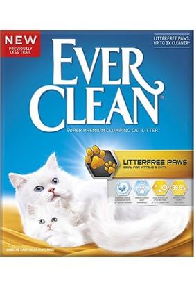 Ever Clean Litterfree Paws Patilere Yapışmayan 6lt x 2 Adet Kedi Kumu