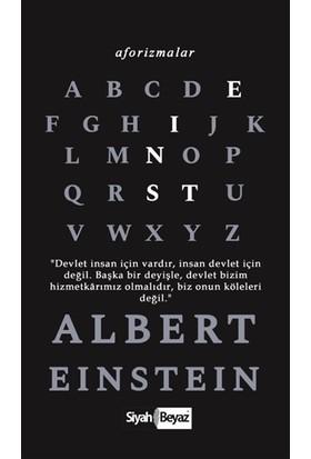 Aforizmalar - Albert Einstein