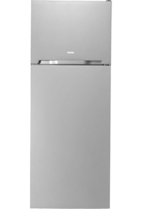 Vestel NF450 G A+ 450 lt No-Frost Buzdolabı