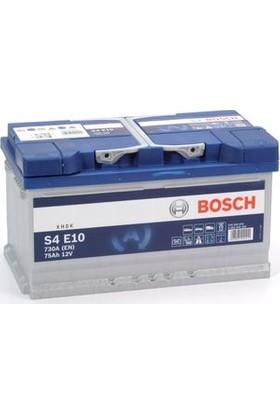 Bosch Akü 75AH 730EN S4 Efb E10 Serısı (ÜT-2020)