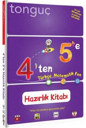 Tonguç Akademi 4'ten 5'e Hazırlık Kitabı