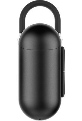Qcy Q12 Tek Kulak Kablosuz Bluetooth Kulaklık Ultra Küçük Su Geçirmez Görünmez Kulak Mini Spor (Yurt Dışından)
