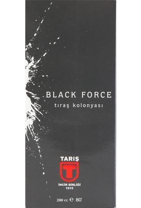 Tariş Black Force Traş Kolonyası