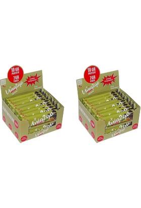 UNIQ2GO Chocodark Bar 16''lı 2 Kutu (32 Adet)