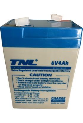 TNL 6V 4AH Kuru Tip Akü