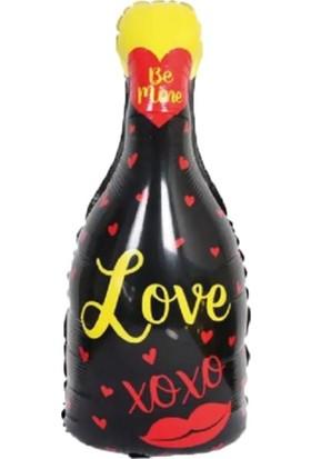 Beysüs Folyo Balon Şampanya Görünümlü