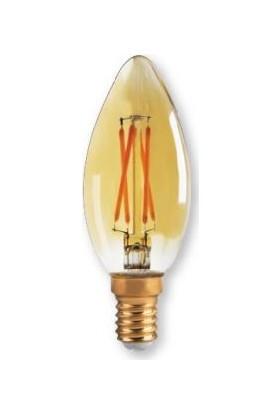Fsl Filament 3.5 W E14 2200K 300 Lm Sarı