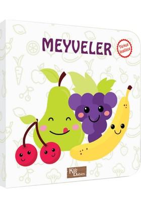 Kids Babies Meyveler Türkçe İngilizce