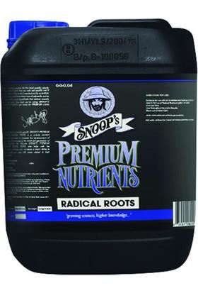 Snoop's Premium Nutrients Radical Roots 5 Litre