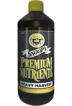 Snoop's Premium Nutrients Heavy Harvest 1 Litre
