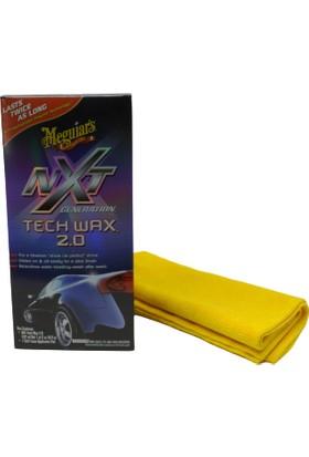 Meguiar's Nxt Generation 2.0 Boya Koruyucu Sıvı Cila 473 ml + Seramik Bez