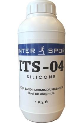 InterSpor Its-04 Silikon Koşu Bandı Yağı 1 kg