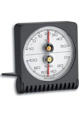 TFA Dostmann Mini Analog Termometre Higrometre TM832.1082