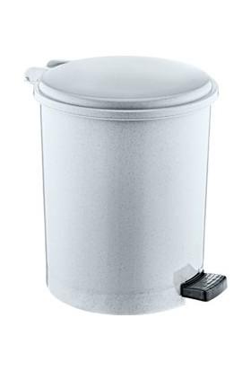Şenyayla Plastik Pedallı Çöp Kovası 3,5 lt