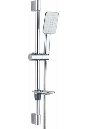Aquamix Hybrid Sürgülü Duş Seti