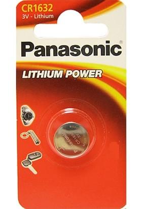 Panasonic CR1632 3V Lithium Pil