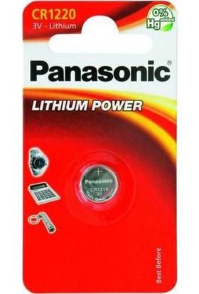 Panasonic CR1220 3V Lithium Pil