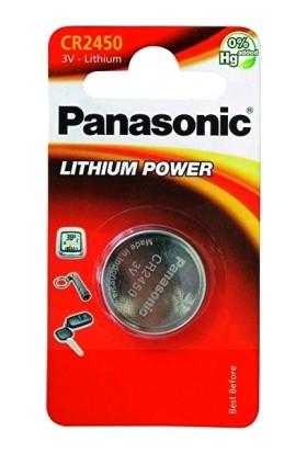 Panasonic CR2430 3V Lithium Pil