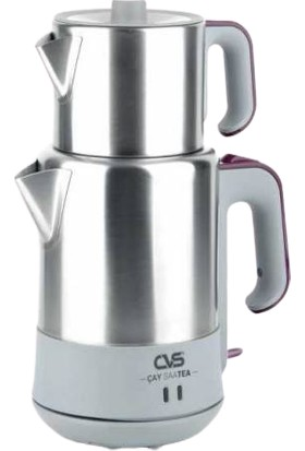 Cvs Dn 91125 Çay Saatea Violet Elektrikli Çaycı