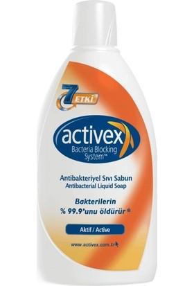 Activex Antibakteriyel Sıvı Sabun 1 lt