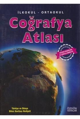 Coğrafya Atlası İlköğretim-Ortaokul - Kolektif