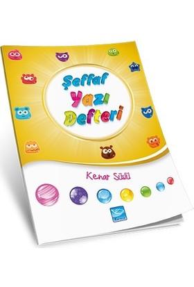 Karaca Yayınevi Şeffaf Yazı Defteri Kenar Süslü 64 Sayfa