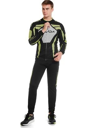 Lixada Erkek Kış Uzun Kollu Bisiklet Forması Set Termal
