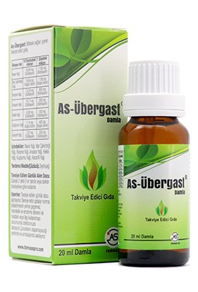 Farma As As-Übergast Damla 20 ml
