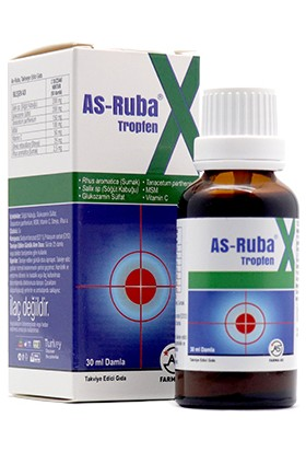 Farma As As-Ruba x Damla 30 ml