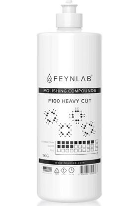 Feynlab F100 Heavy Cut Compound Ağır Çizik Giderici Pasta 1kg