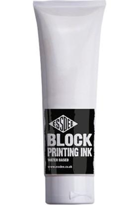 Essdee Block Printing Linol Mürekkebi White No:12 300ML