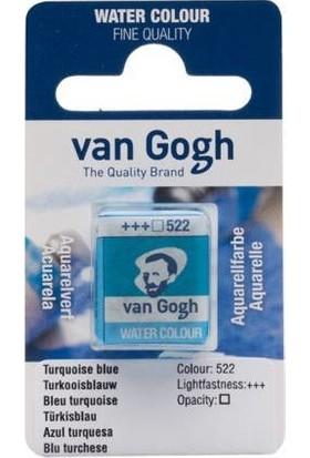 Van Gogh Tablet Sulu Boya Yedek Turquolse Blue 522