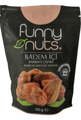 Funny Nuts Barbekü Çeşnili Badem Içi 3'lü x 150 gr